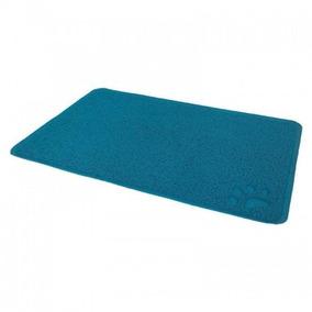 Tapete Quadrado Mais Dog 40x60 Azul