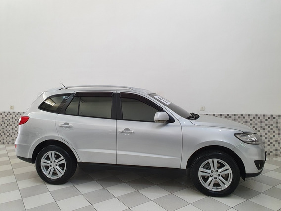 Hyundai Santa Fé 3.5 V6 Awd 2011 Prata