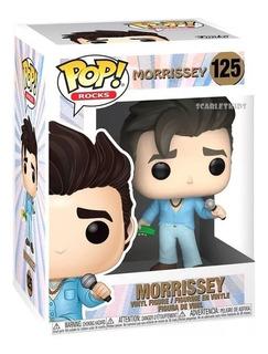Funko Pop Rocks Morrissey 125 Original!