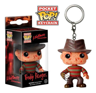 Funko Pop Keychain Nightmare On Elm Street Freddy Krueger