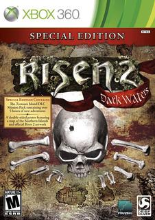 Risen 2 Dark Waters Special Edition Nuevo Sellado Xbox 360