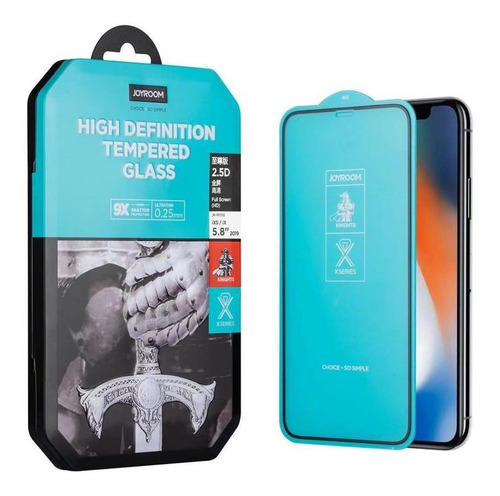 Vidrio Templado De Alta Definicion Joyroom iPhone 8