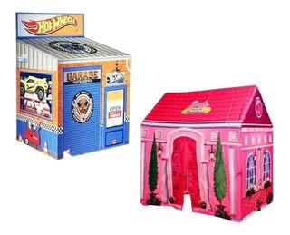 Pelotero Carpa Casita De Juegos Castillo Barbie Ho T Whels