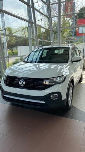 T-cross Trendline Volkswagen 0km Retira Anticipo Tasa 0% M-