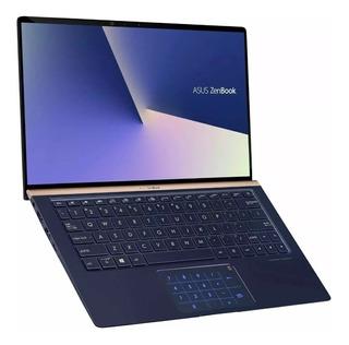 Notebook Asus Core I7 Zenbook Ux433 16gb Ssd 512 Placa Gamer