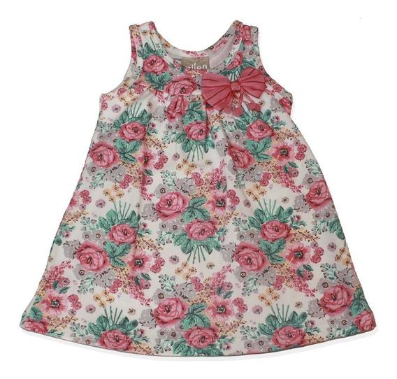 Vestido Regata Floral Milon