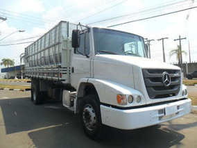 Mercedes-bens Atron 1319 4x2 Ano 2012/2012 Boiadeiro