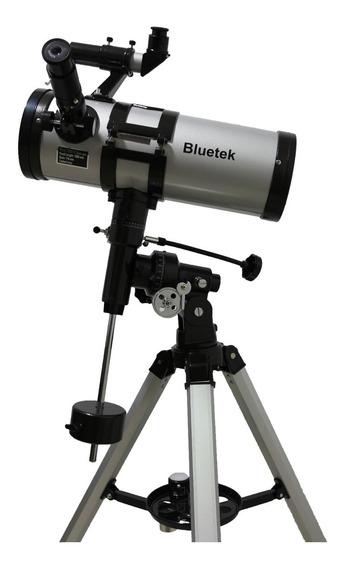 Telescópio Bluetek Newtoniano 1000114eq Ampliação 1500x