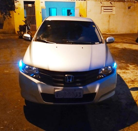 Honda City Ex Automatico 1.5 Flex