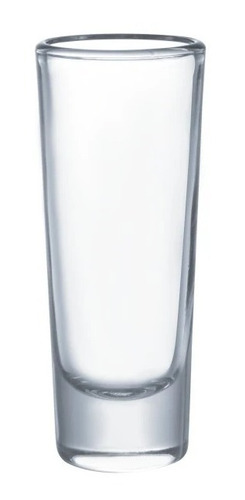 48 Vaso Tequilero Caballito Vidrio 59 Ml 2oz Tequila 48 Piez