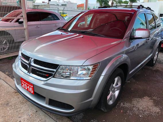 Dodge Journey Se 7 Pas 2016 Iva Credito Recibo Auto Financia