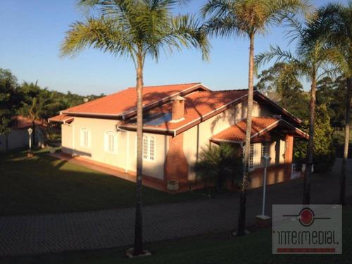 Chácara  Residencial À Venda, Chácara Dos Pinhais, Boituva. - Ch0434