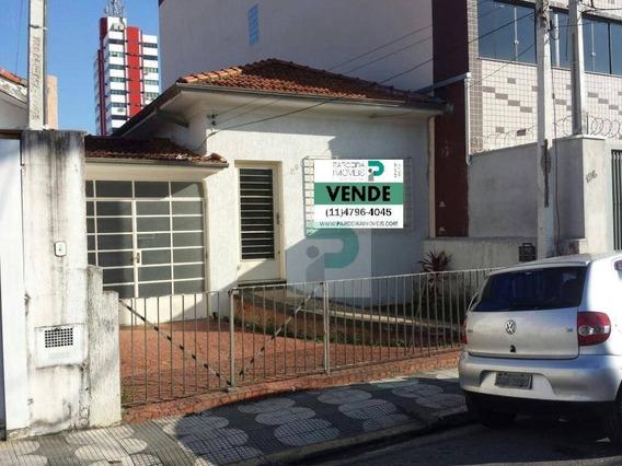 Vendo Casa No Centro Em Mogi Das Cruzes - Ca0142
