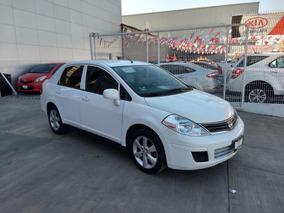 Nissan Tiida Advance Atm 2013 Clima Crédito Agencia Iva16%