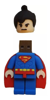 Memoria Usb Superhéroe Superman 16gb