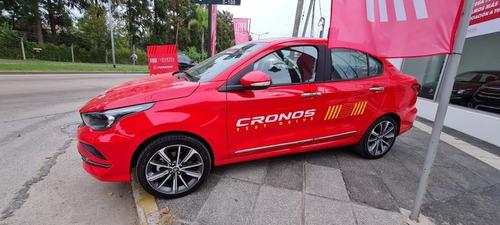 Fiat Cronos 1.8 Pack Style Patentado Nuevo 2021 Sin Rodar C