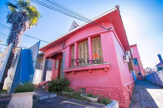 Casa Comercial Para Locação, Partenon, Porto Alegre. - Ca0451