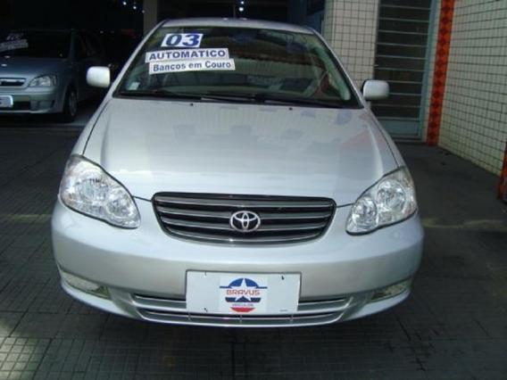 Corolla Xei 1.8 - 2003 - Automático+couro