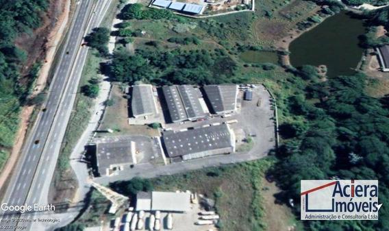 Galpão Para Alugar, 750 M² - Taboão - Mogi Das Cruzes/sp - Ga0563