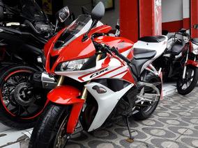 Honda Cbr 600 Rr Ano 2012 Vermelha Shadai Motos