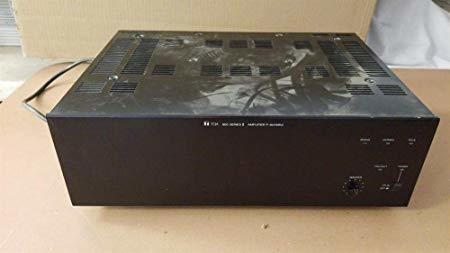 Amplificador Toa P-924mk2 Power 900 Series Single Channel ®