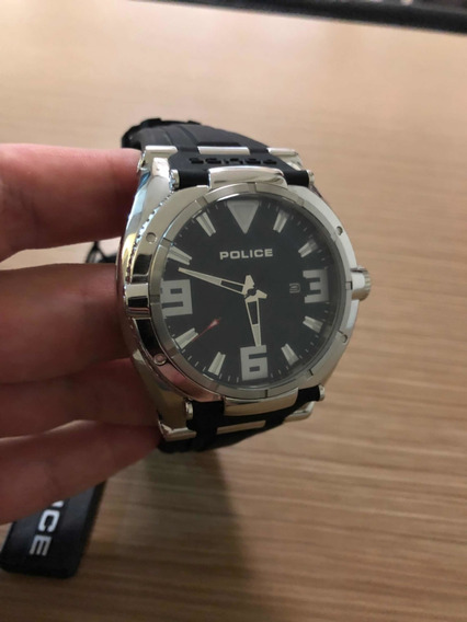 Relógio Masculino Police Pl 13093js 02 Raptor