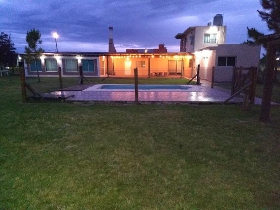 Alquiler Temporario Casa Quinta,zona Sur, Pileta, Campo,