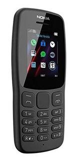 Nokia 106 4 Mb Libre Nuevo Garantia-local A La Calle