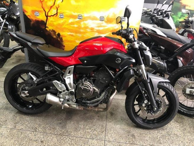 Yamaha Mt 07 - 2016 - King Motos