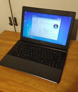 Asus X45a, Impecable, Doble Núcleo, 4 Gb Ddr3, Disco 320 Gb