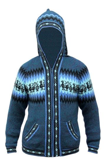 Sweater Campera Norteño Cardigan Talle M Y L De Mamakolla