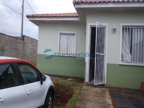 Casa Para Venda Em Paulínia - Ca02689 - 68445954