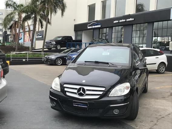 Mercedes Benz Clase B 200 Manual