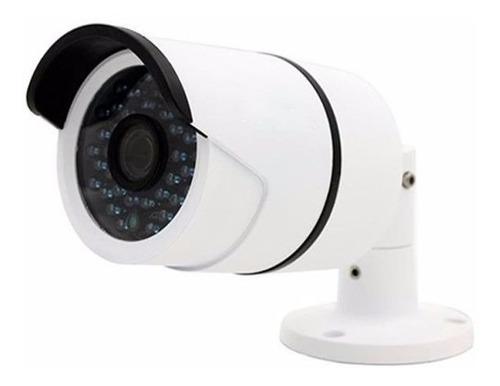 Câmera De Segurança Ir 1.3 Megapixel Resolução Ahd-m Ircut