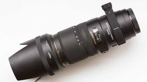 Lente Sigma 70-200mm F2.8 Estabilizada. Sony A-mount