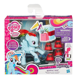 Muñeca My Little Pony Rainbow Dash Original Hasbro