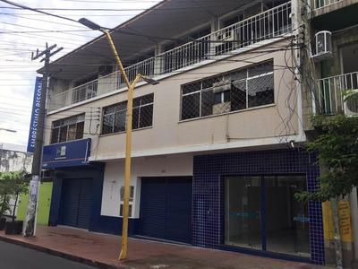 Aluga Loja 180m2 No Centro De Manaus Em Plena Zona Franca De Manaus Amazonas Am - 2951