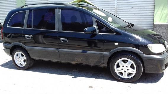 Chevrolet Zafira 2.0 Flex 7 L Completa 2008 $ 24990 Troca +