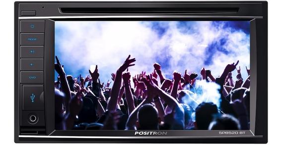 Radio Auto Multimedia Pósitron Sp8520bt 6