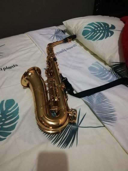Saxofón Alto Yamaha Yas 62 Iii Seminuevo
