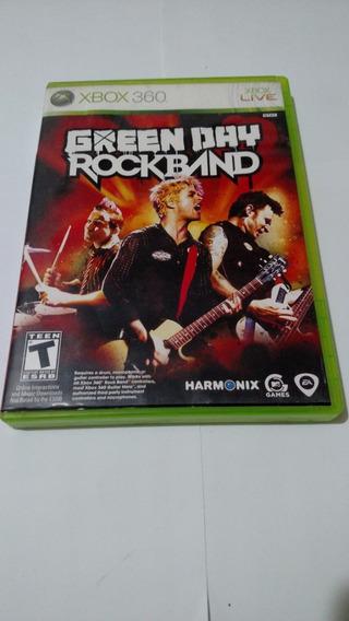 Green Day Rockband Original Usado Mídia Física