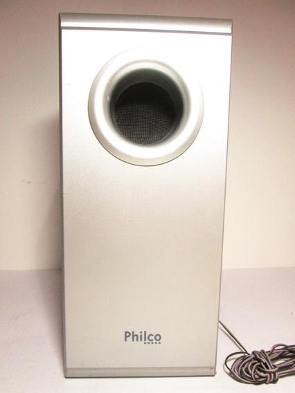 Subwoofer Philco - Modelo: Hs-200 - Original