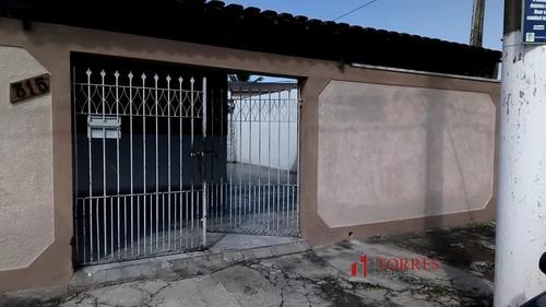 Casa Padrão Para Venda - 376
