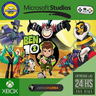 Ben 10 - Xbox One Modo Local + En Linea