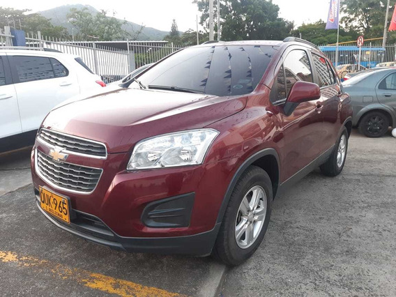 Chevrolet Tracker Ls Mecanica 2016