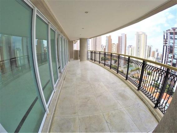 Apartamento Com 5 Dormitórios À Venda, 625 M² Por R$ 7.000.000 - Jardim Anália Franco - São Paulo/sp - Ap8318