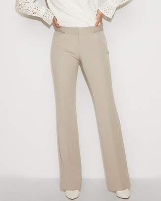 Pantalón Dama Color Paja Mujer Vestir