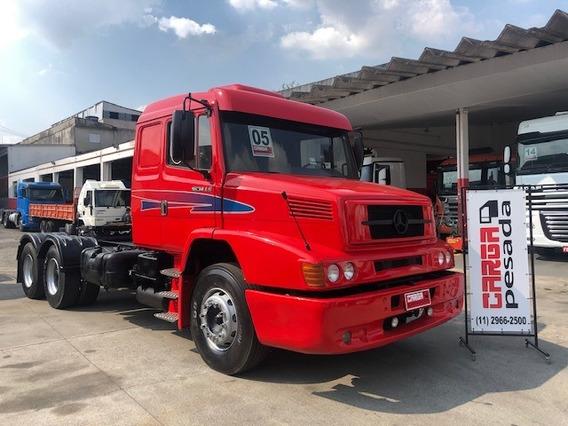 Mercedes Mb Ls 1634 Truck 6x2 = 1938 Fh380 400 420 2540