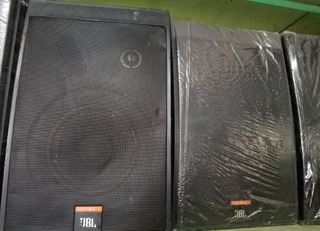 2 Monitores Jbl Pasivos Control 5