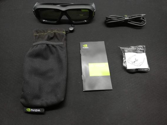 Óculos Extra Nvidia 3d Vision 2 (perfeitas Condições)